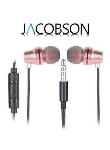 JK-4 İos ve Android Uyumlu Mikrofonlu Kulaklık-Jacobson